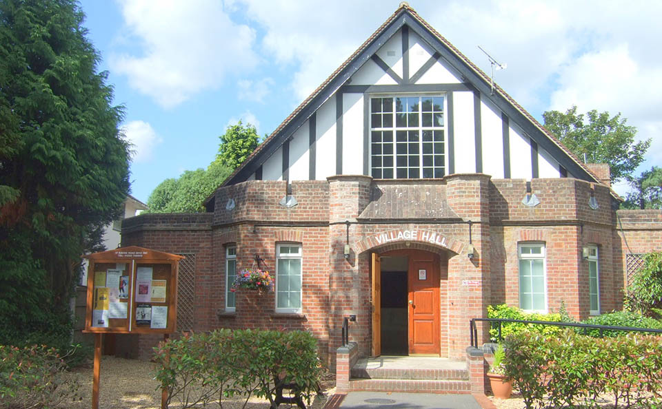 Canford Cliffs Village Hall